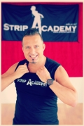 Striptease Coach Trainer Lehrer Instructor, Strip Europameister, Ex Chippendale